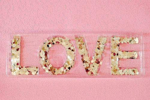 love and sequins