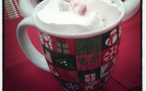 Home made hot cocoa – recipe