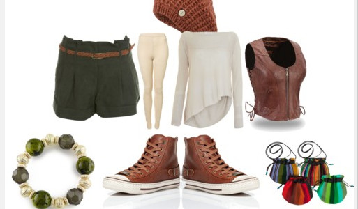 """""""Labyrinth today"""" inspired outfits"""