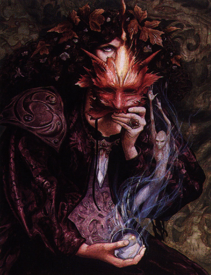 The Faerie Queen - Brian Froud