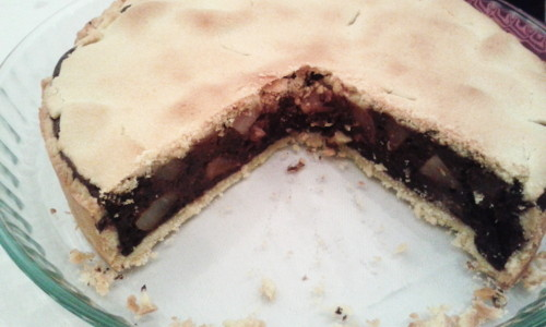 Pie cioccolato e pere – ricetta