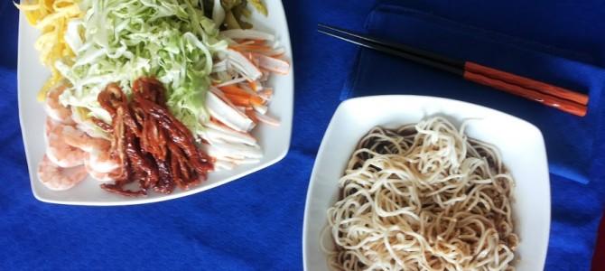 Hiyashi chuka: cold ramen – recipe