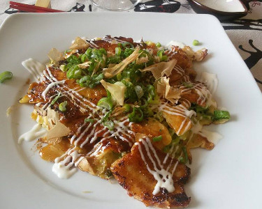 Okonomiyaki: recipe